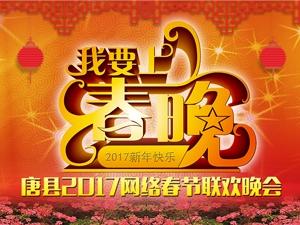 唐县2017网络春节联欢晚会