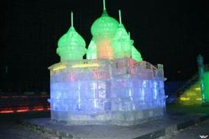 葫芦岛开个冰雪节,咱啥时候也弄个啊