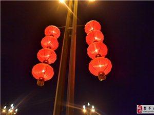回到大盐亭,发现夜色如此璀璨夺目,傲娇到不行!