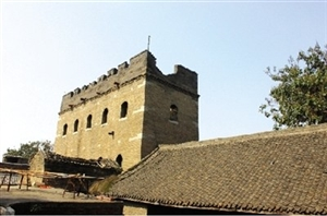 """鹤壁大胡村:堪称""""小故宫""""的李家大院"""