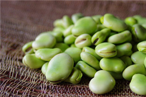 蚕豆对女性的养生好处