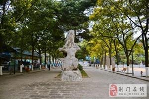 荆门游|龙泉公园,荆门市内老牌休闲场所~