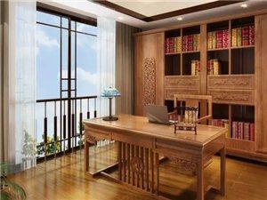 这样装修的书房,谁看了不喜欢呢?