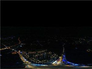 360度航拍揭西全景,另一�N�z影方式