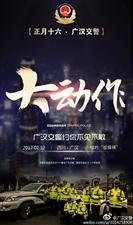 【广汉保保节】如果你没有在正月十六看见广汉交警,那你可能拉了一个假保保