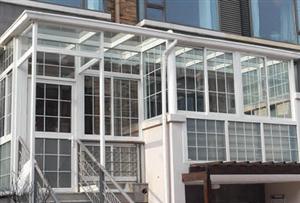 铝合金门窗缝隙难清理?