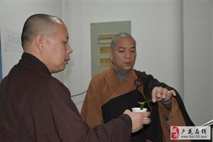 卢龙法华寺成功举办《药师宝忏》法会