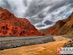 奇石西洞――二月二洪水河大峡谷,探寻玉源健康徒步行