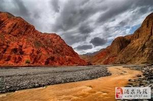 奇石西洞——二月二洪水河大峡谷,探寻玉源健康徒步行