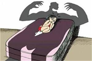 """男子入室强奸熟睡女警方取""""痕迹物""""留罪证"""