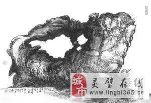 中国灵璧石主要种类