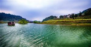 我的家乡――好山好水好人家的马山镇!