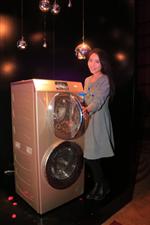 郑凯:卡萨帝洗衣机引领世界双滚筒时代