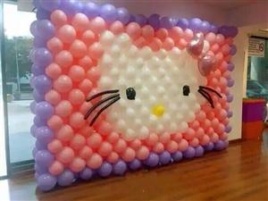 遂宁的创意气球店