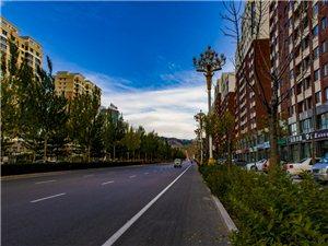平泉北城市貌