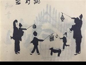 【书画鉴赏】关中记忆―天风画画(组图)