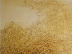 与张大千一同展出的自贡著名画家-易波