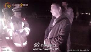 """遭起!广汉一驾校教练酒后驾车被当场挡获,拘留吊照直接""""下课""""(图片)"""