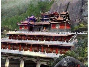 安溪石狮岩旅游风景区风貌