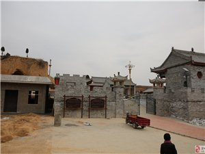 """""""良辅河汉武帝庙""""游记,我看非把我县打造成渭北旅游县不可!"""