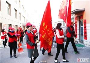3.5日雷锋纪念日   雷锋精神在建平县得到了传承