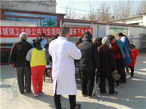 春光明媚三月天,阜城对寨村的老百姓好喜欢!