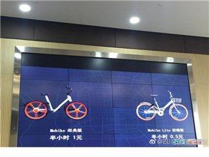 """3月9日德阳市民就可以在市区内使用共享单车解决""""回家最后一公里。"""""""
