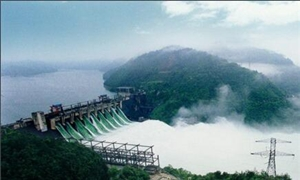 雅口大型水电站开始建设了!招福宜城人民!