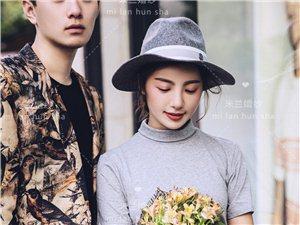 这个春季拍一套酷炫的婚纱照,要多少钱?