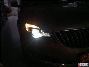 车灯还可以在亮些吗?晚上开车太吃亏了
