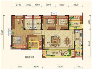 想买房一步到位,四房也许是最佳首选