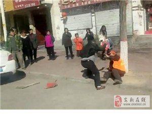 暴打环卫工男子被拘15日罚1000(附视频)