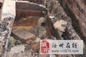 汝州市温泉镇发生惊天焚尸案