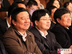 咸阳市两会代表观看礼泉小戏《秦汉战鼓生死状》