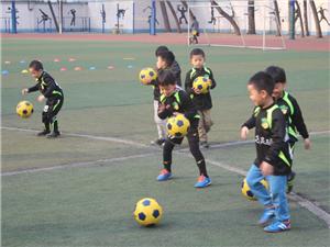 这样的少儿足球培训,北京骄子足球俱乐部也是简直了...........