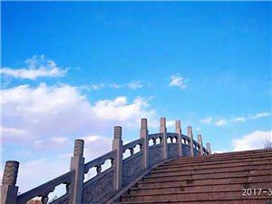 小妹阿朱镜头之中的孤竹公园