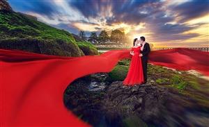 唯蒂婚纱摄影-婚纱片