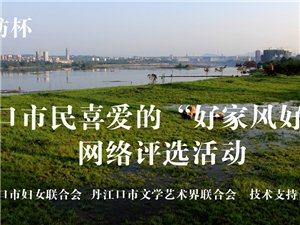 """""""罗莱家纺杯""""丹江口市民喜爱的""""好家风好家训""""网络评选活动"""