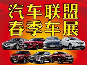 大悟汽车联盟春季(大型车展)厂家直销会