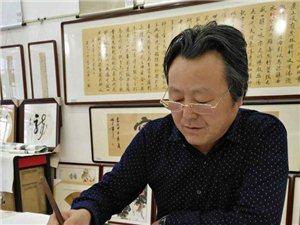 【巴彦网】中国当代布画创始人-巴彦农民画家 杨福录