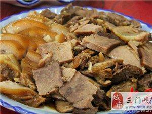 灵宝老城酱烧猪头宴,想吃可别流口水嗷!