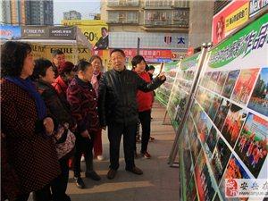 安岳县七星美家居《首届举办社会组织和社会成果交流展示活动》