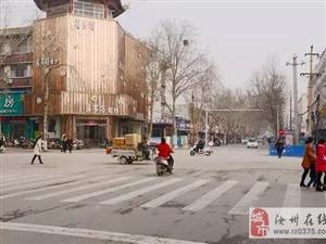 汝州市区这几个路口的红绿灯咋突然消失了?交警大队这样说