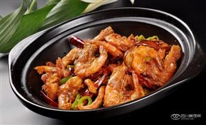 四川香辣虾的做法