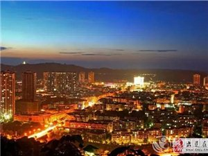 重庆30区县最美夜景