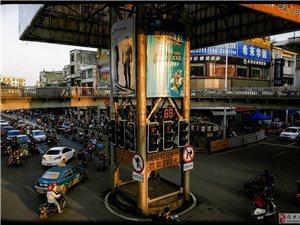 手机摄影(儋州那大天桥视角)
