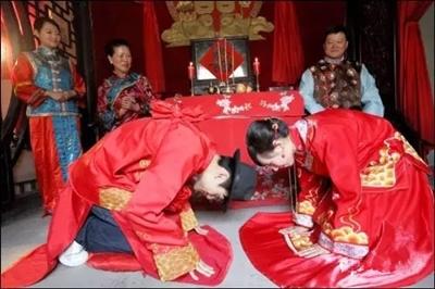 闽南的结婚习俗,那些好玩的文化!