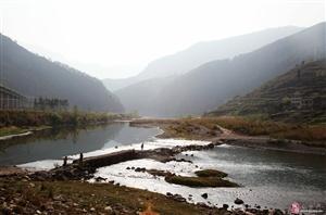 这地方只能在庙会之前去,龙河流域-栗子、乌羊坝一线