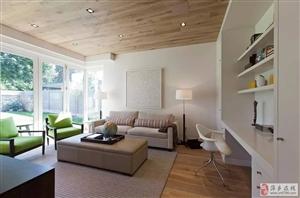 就是要铺地板,用木的颜色,打造家的味道!