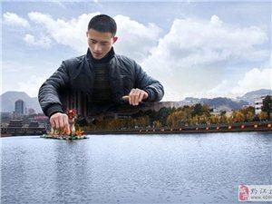 黔江三岔河的龙飞了!怎么办?